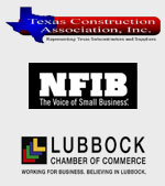 Texas Construction Assn., NFIB, Chamber of Commerce